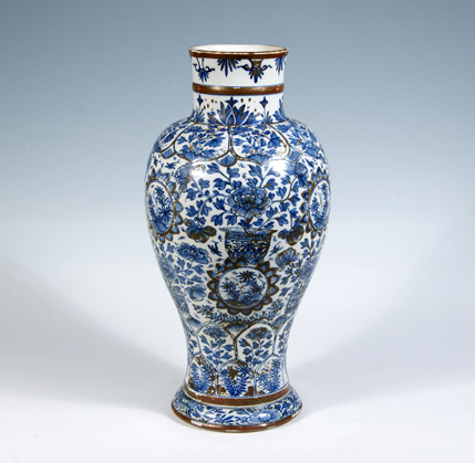 Balustervase, China